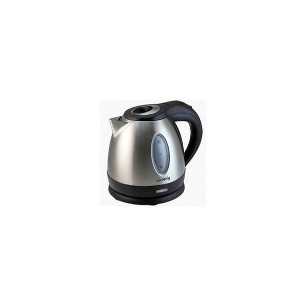 H.Koenig BO12 1.2л 1630Вт Черный, Нержавеющая сталь