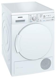 Siemens WT44W3G1 Отдельностоящий Фронтальная загрузка 7кг A++ Белый сушилка для белья