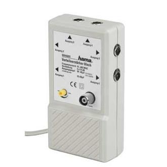 Hama TV Amplifier Белый AV ресивер