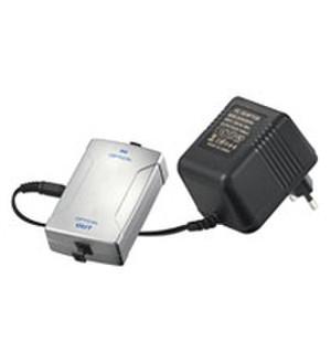 Wentronic AVW 5 digital-optical-signal amplifier incl. power supply Cеребряный AV ресивер