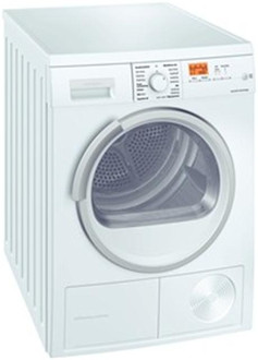 Siemens WT46W560NL freestanding Front-load 7kg A White