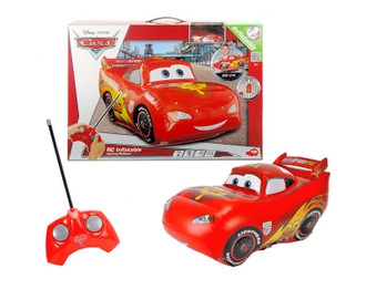 Dickie Toys RC Inflatable Cars Lightning McQueen