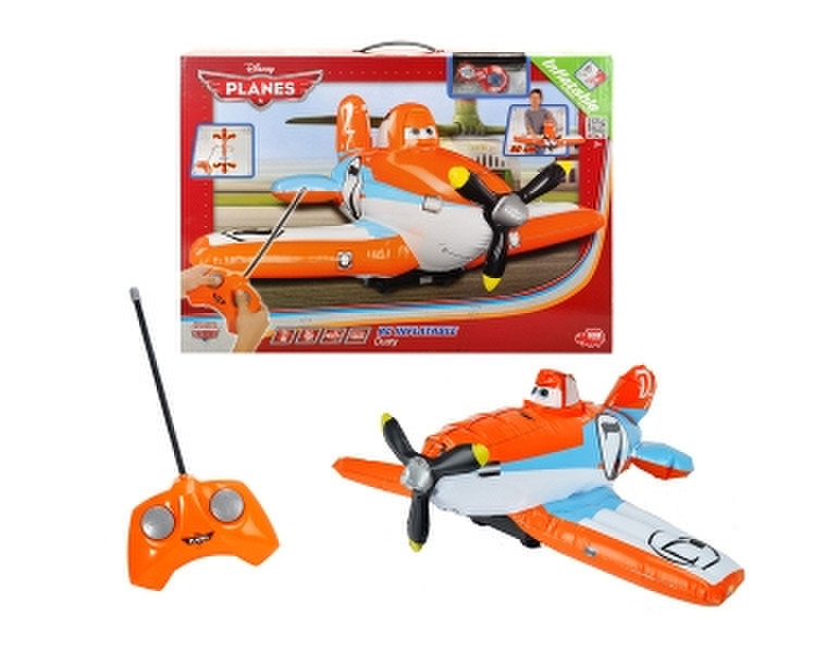 Dickie Toys RC Inflatable Planes Dusty