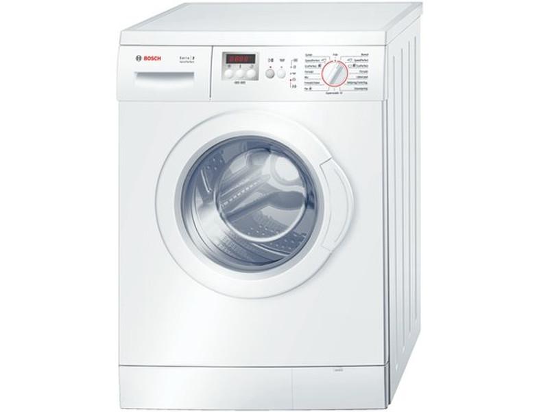 Bosch WAE28267SN Отдельностоящий Фронтальная загрузка 7кг 1400об/мин A++ Белый стиральная машина