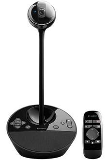 Logitech BCC950 1920 x 1080пикселей USB Черный