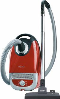Miele Complete C2 Цилиндрический пылесос 4.5л 800Вт B Красный