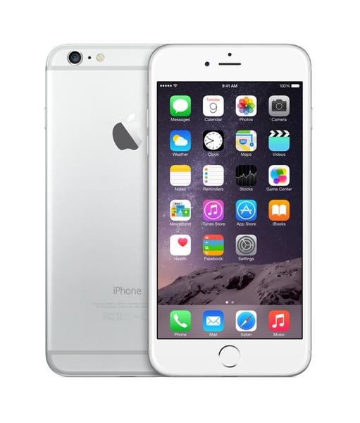Apple iPhone 6 Plus Одна SIM-карта 4G 16ГБ Cеребряный смартфон