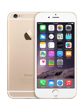 Apple iPhone 6 Одна SIM-карта 4G 16ГБ Золотой смартфон