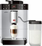Melitta Caffeo Varianza CSP Отдельностоящий Автоматическая Espresso machine 1.2л Cеребряный