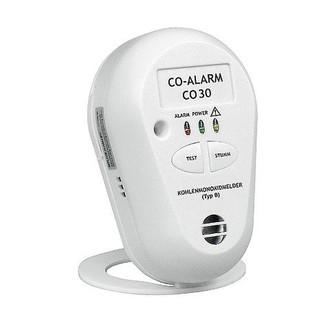 PENTATECH Kohlenmonoxidmelder CO30 Kohlenmonoxid CO 30 Alarm Melder Gas Detektor