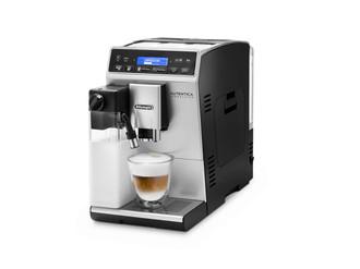 DeLonghi ETAM 29.660.SB Отдельностоящий Автоматическая Espresso machine 1.4л Cеребряный кофеварка