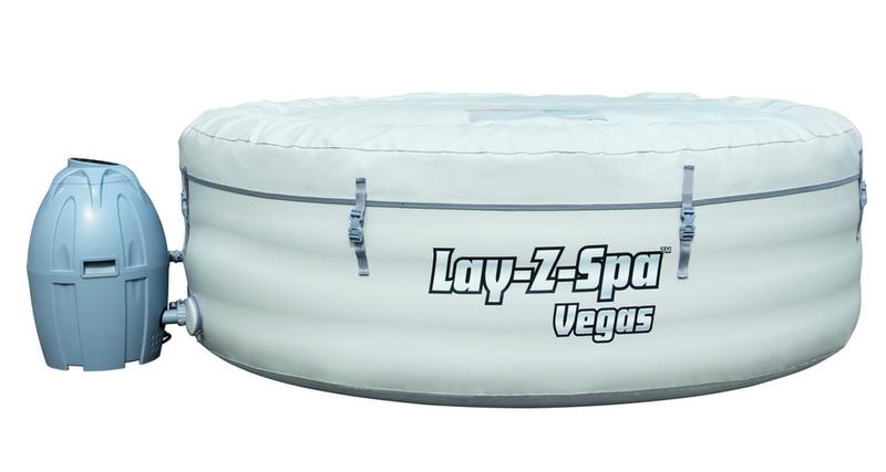 Bestway Lay-Z-Spa 54112 848л 6person(s) Круглый Бежевый outdoor hot tub & spa