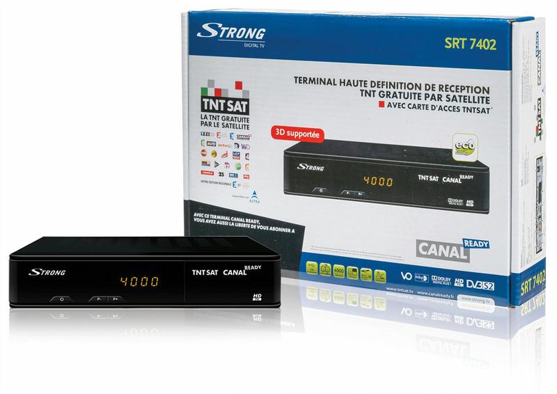 Strong SAT-SRT7402