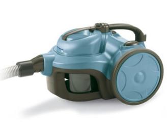 Olimpic Kevin Цилиндрический пылесос 1600Вт Черный, Бирюзовый
