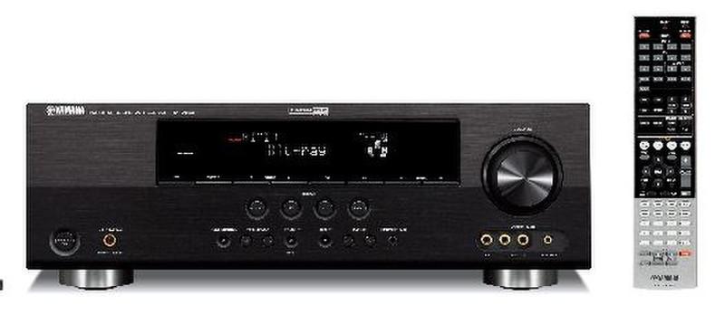 Yamaha RX-V565 7.1канала Черный AV ресивер