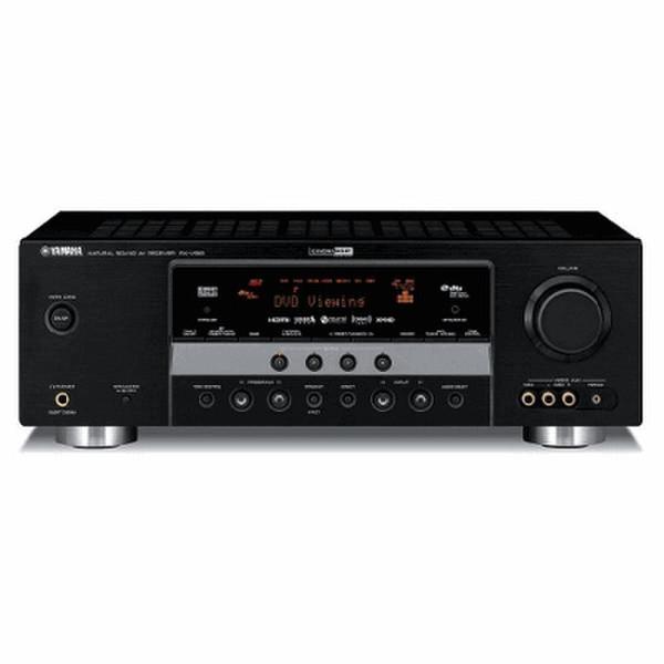 Yamaha RX-V563 & YDS11 Bundle 7.1канала Черный AV ресивер