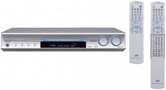 JVC Audio/Video Control Receiver RX-F31