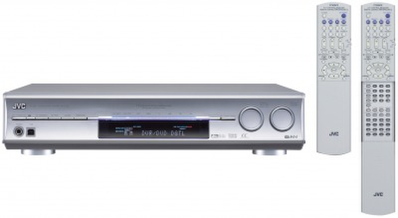 JVC Audio/Video Control Receiver RX-D301