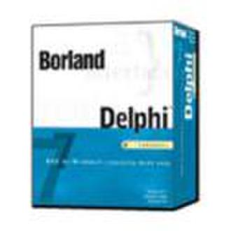 Borland DELPHI 7 PERSONAL