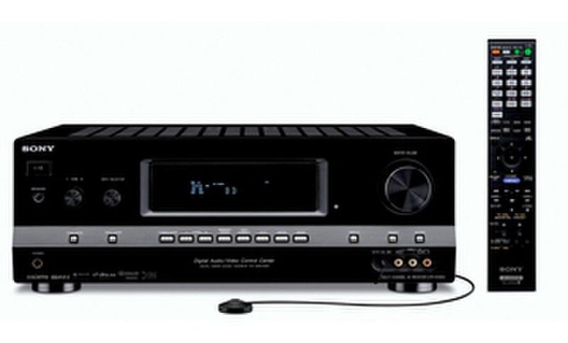 Sony STR-DH800 7.1канала Черный AV ресивер