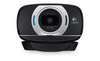 Logitech C615 8МП 1920 x 1080пикселей USB 2.0 Черный вебкамера
