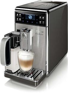 Philips HD8975/01 Отдельностоящий Автоматическая Машина для эспрессо 1.7л Антрацитовый, Нержавеющая сталь кофеварка
