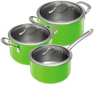 KUHN RIKON Colori набор кастрюль/сковородок
