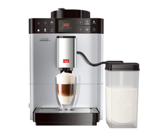 Melitta Caffeo Passione OT Отдельностоящий Автоматическая Espresso machine 1.2л Cеребряный