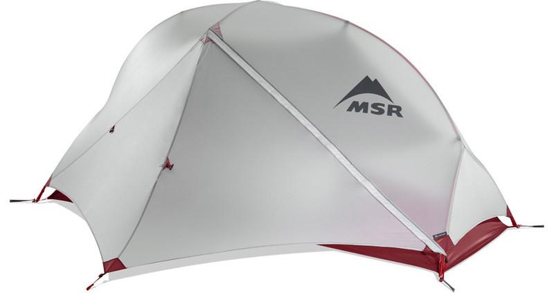 MSR Hubba NX Solo Dome/Igloo tent Серый