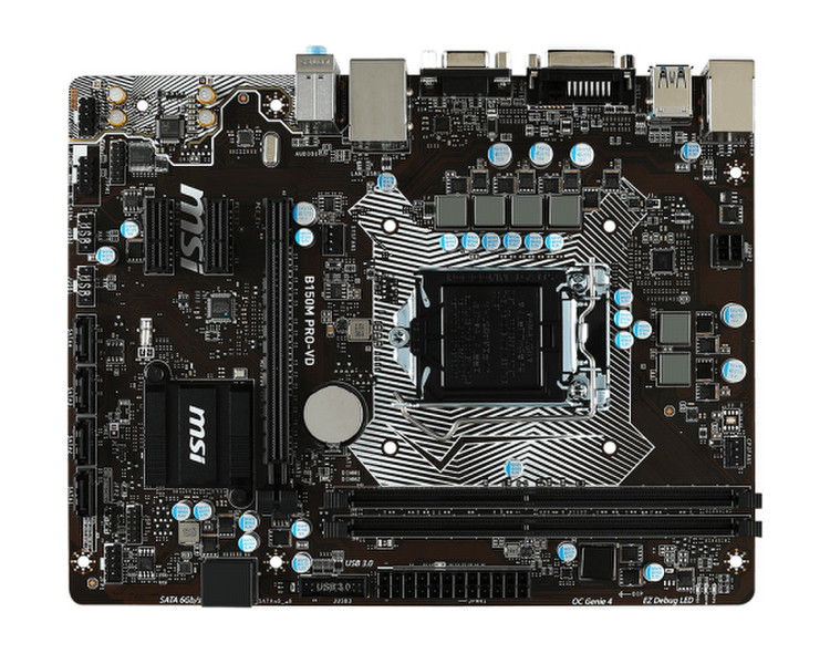 ᐈ MSI MB B150M PRO-VD • best Price • Technical specifications