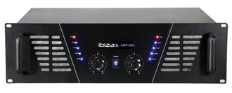 Ibiza Sound AMP800 усилитель звуковой частоты