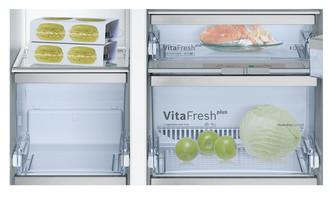 Bosch Kühlschrank Side By Side Schwarz : ᐈ bosch kan lb kaufen u preis u technische daten