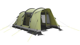 Outwell Newgate 4 Tunnel tent 4person(s) Зеленый