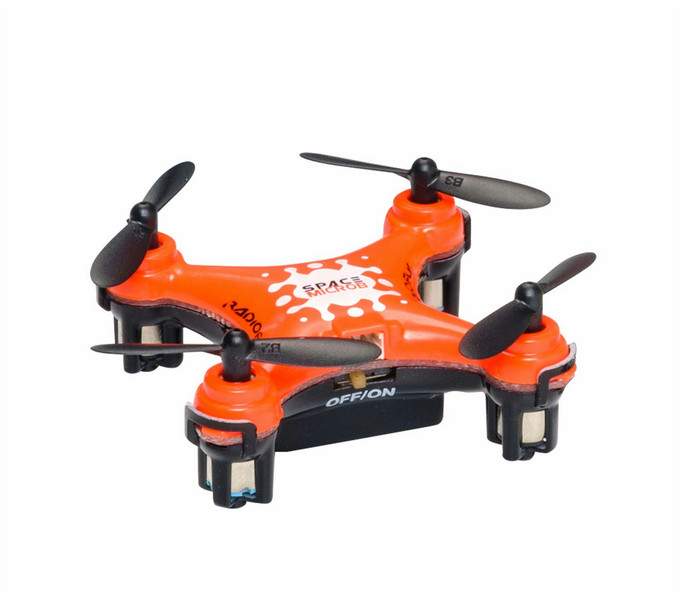 ODS Radiofly - Space Microb // 05 Remote controlled quadcopter