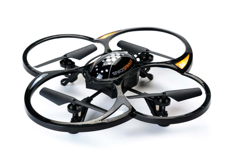 ODS Radiofly - Space Spinner // 26 Remote controlled quadcopter