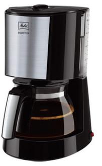 Melitta 1017-04 Отдельностоящий Капельная кофеварка 10чашек Черный кофеварка