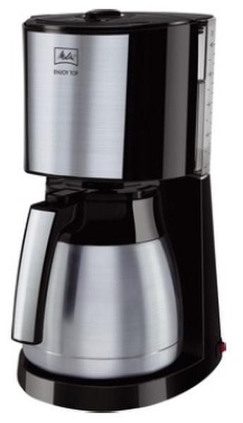 Melitta 1017-08 Капельная кофеварка 10чашек Черный кофеварка
