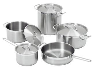 Bartscher A130442 9шт набор кастрюль/сковородок