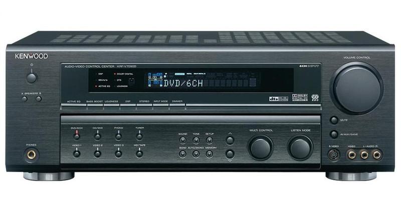 Kenwood KRF-V7090D AV ресивер