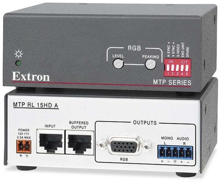 Extron MTP RL 15HD A Стерео Черный