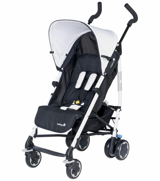 Safety 1st Compa'City Lightweight stroller 1место(а) Черный, Белый