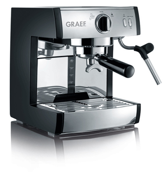 Graef pivalla SET Espresso machine 2.5л Черный