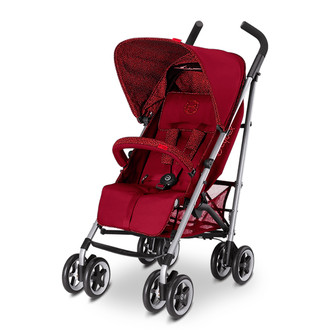 CYBEX Topaz Lightweight stroller 1место(а) Красный