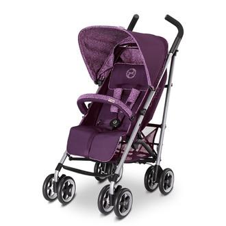 CYBEX Topaz Lightweight stroller 1место(а) Розовый, Пурпурный