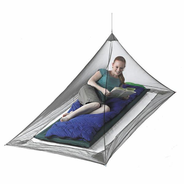 Sea To Summit Nano Mosquito Pyramid Net Shelter Pyramid mosquito net Серый