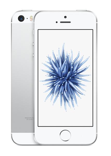 Apple iPhone SE Одна SIM-карта 4G 16ГБ Cеребряный, Белый