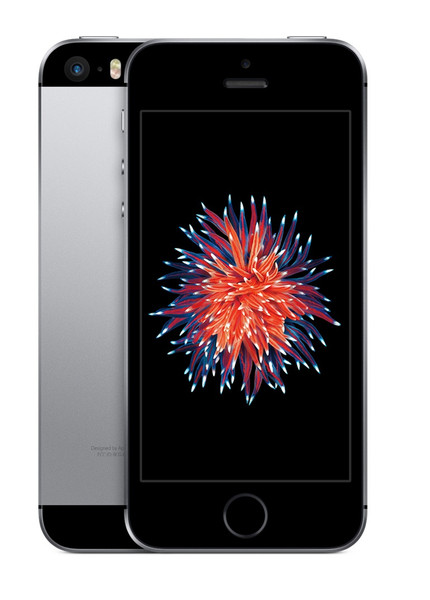 Apple iPhone SE Одна SIM-карта 4G 64ГБ Черный, Серый