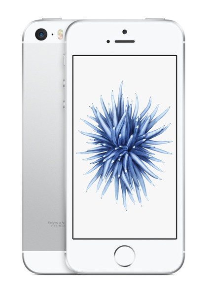 Apple iPhone SE Одна SIM-карта 4G 64ГБ Cеребряный, Белый