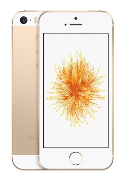 Apple iPhone SE Single SIM 4G 64GB Gold,White smartphone