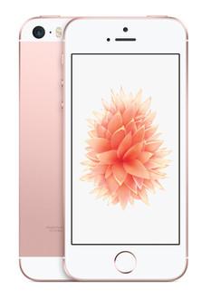 Apple iPhone SE Одна SIM-карта 4G 64ГБ Розовый, Белый